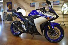 2016 Yamaha R3