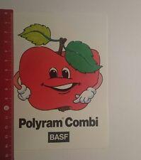 Aufkleber/Sticker: Polyram Combi BASF (26111676)