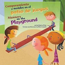 Comportamiento y modales en el patio de juegos/Manners on the-ExLibrary