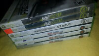 Different Need for Speed Games for xbox 360 ( sold separately)