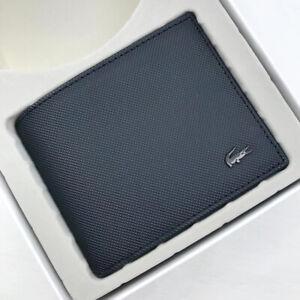 NEW RFID Blocking Bifold Wallet For Men Genuine Leather Slim Mens Wallet 2021
