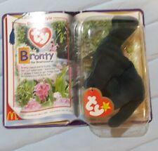 McDonald's Bronty the Brontosaurus Beanie Baby