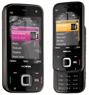 BRAND NEW NOKIA N85 8GB UNLOCKED BLUETOOTH PHONE - 5MP CAM - WIFI - 3G - RADIO