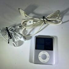 Apple iPod Nano 4GB A1236 3rd Generation Heavy Scratching Free Shipping