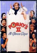 PORKY'S II Il Giorno Dopo DVD FILM Sealed Edit.