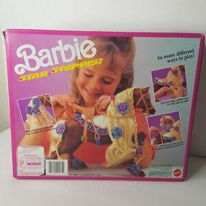 1991 Barbie Star Stepper Horse New in Sealed Box Western Fun Dream Horse