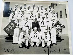 1960s US Navy Training Unit Graduation 8 x 10 Photo San Diego Vietnam Era