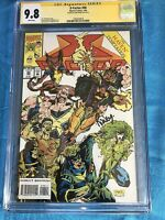 X-Factor #98 - Marvel - CGC SS 9.8 NM/MT - Signed by Tom Raney