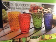 Crofton 4pk outdoor drinkware  BPA free