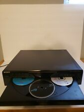 Sony 5 Disc Cd Changer Disc Exchange System Fully Tested Sounds Great Cdp-Ce315