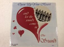 "THE SOUNDS  ""Open Up Your Heart & Let the Sounds Come In""  NEW SEALED POLKA LP"
