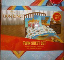 Disney The Lion King Twin Sheet Set