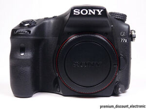Sony Alpha 77 II a77II Body Gehäuse ILCA-77M2 Kamera Digitalkamera 21.365 Klicks