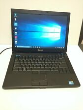 Dell Latitude E6410 Core i5 2.4ghz Win10 Hard Drive 4gb RAM 320gb HDD LAPTOP