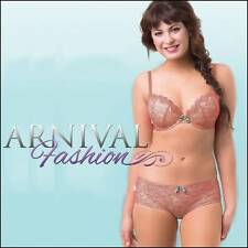 SEXY PUSH UP LACE BRA PANTY SET lingerie PANTIES women underwear PADDED TOP au