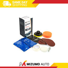 DIY Headlight Lens Restoration Kit Removes Yellow Stain Oxidation
