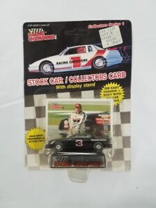 Vintage 1989 Racing Champions Stock Car - Dale Earnhardt #3 - New