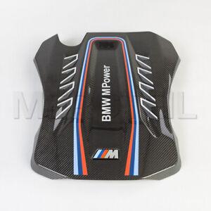 Genuine BMW M Performance Carbon Engine Cover BMW X5M, X6M Competition, F95, F96