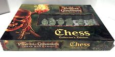 """Chess Game-Pirates of the Caribbean Dead Man's Chest """"Collectors Edition"""""""