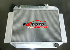 3 Rows Aluminum Radiator for HOLDEN Kingswood HD HR HK HT HG 6cy 1966-1970 MT