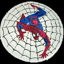 Spiderman Yarmulke Kippah Hand Painted
