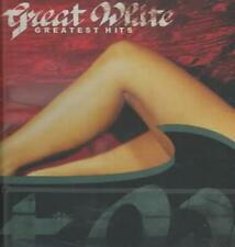 GREAT WHITE - GREATEST HITS NEW CD