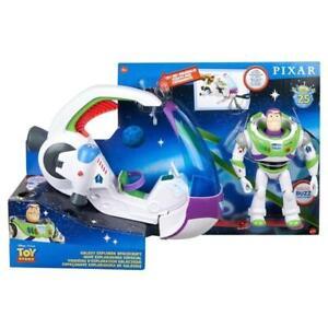 Disney Pixar Toy Story GALAXY EXPLORER SPACECRAFT Buzz Lightyear Playset