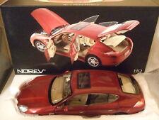 PORSCHE Panamera 4S Turbo 2009 rotmetallic von NOREV 1:18 NEU & OVP