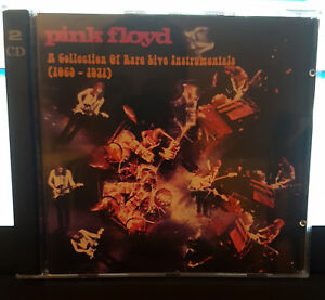 Pink Floyds – A Collection Of Rare Live Instrumentals (1969 - 1971)