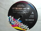 """Angels """"Let The Night Roll On"""" Rare Oz 7"""""""