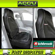 Richbrook Imperméable Airbag Compatible Voiture Avant Simple Housse de Siège
