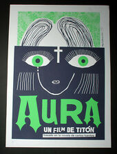 "TEN Original Cuban Movie Posters""GUTIERREZ ALEA PORTFOLIO""Only 27 made.SIGNED!"