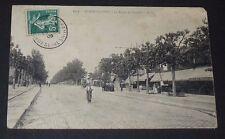 CPA 1909 CARTE POSTALE FRANCE AUBERVILLIERS ROUTE DE FLANDRE