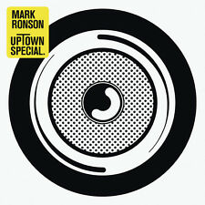 Mark Ronson - Uptown Funk ! on Yellow Vinyl LP RCA 2015 NEW