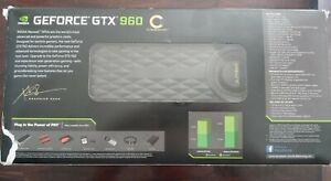 PNY GeForce GTX 960 2gb overclocked