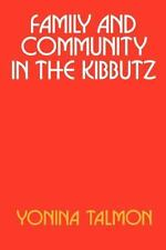 Family and Community in the Kibbutz-ExLibrary