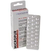 Katadyn Micropur Forte MF 1T 100 Tabletten Wasserentkeimung Wasser Entkeimer
