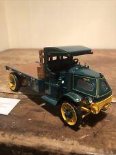 1:32 Franklin mint diecast cars trucks vans 1916 Mack Ac Bulldog