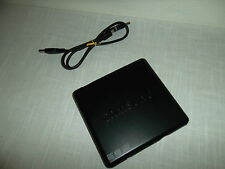 Samsung USB 2.0 Slim External DVD Writer SE-S084D DVD±RW DL w/USB Cable PC/Mac