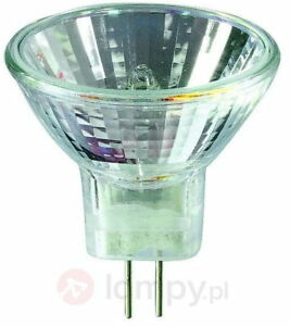 10 x Osram M221  35mm Decostar Halogen 12v 20w 36° GU4 Cap Lamp - 4050300346168