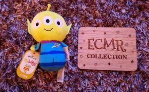 🆕 Hallmark Itty Bittys Disney Pixar Toy Story 4 Alien Brand New with tags