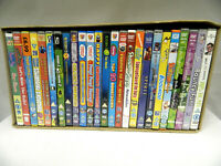 25 Childrens Lockdown DVD's Various Items as per Photo ALL 25 Bargain Kids Bx 1