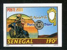 TIMBRE AFRIQUE SENEGAL / NEUF NON DENTELE N° 1627 ** 23°RALLYE  PARIS DAKAR