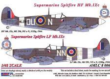 AML Models Decals 1/48 SUPERMARINE SPITFIRE HF Mk.IXc Part 2