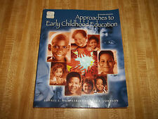 Approaches to Early Childhood Education (4th Edition)