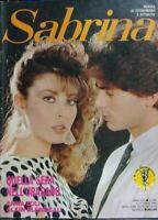 SABRINA N.258 1985 LANCIO