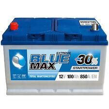 Autobatterie 12V 100 Ah 850 A/EN Kia SORENTO KFZ PKW BlueMax