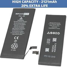 Iphone 6s Original alta capacidad batería de reemplazo 2121 mAh 20% Extra Vida