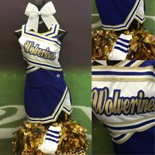 Real Cheerleading Uniform Adult XS