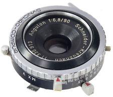 Schneider 90mm 6.8 Angulon + Synchro Compur